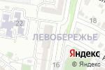 Схема проезда до компании Почтовое отделение №15 в Белгороде
