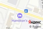 Схема проезда до компании Hamilton`s Irish Pub в Белгороде