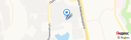 Rig Garage на карте Белгорода