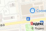 Схема проезда до компании Москва в Белгороде