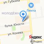 Свет-а-мед на карте Белгорода