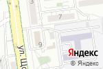 Схема проезда до компании Мир в Белгороде