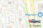 Схема проезда до компании Марлен в Белгороде