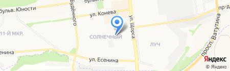 Агроспецкомплекс на карте Белгорода