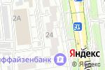 Схема проезда до компании Лечебно-диагностический центр в Белгороде