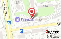 Схема проезда до компании Машсервис в Белгороде
