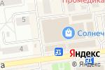 Схема проезда до компании Кебаб в Белгороде