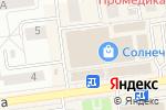 Схема проезда до компании Ириска в Белгороде