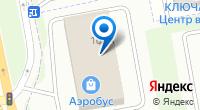 Компания Юнитекс на карте