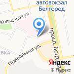 Белгородский политехнический колледж на карте Белгорода
