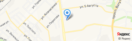 Контроллер на карте Белгорода