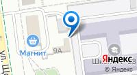 Компания Ton Pro на карте
