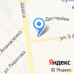 МК-Строй на карте Белгорода