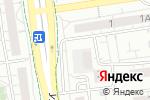 Схема проезда до компании Швейная мастерская по ремонту и подгонке одежды в Белгороде