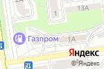 Схема проезда до компании МК-Строй в Белгороде