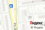 Схема проезда до компании Медицинский гардероб в Белгороде