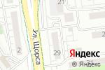 Схема проезда до компании Почтовое отделение №24 в Белгороде