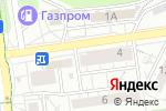 Схема проезда до компании Козерог в Белгороде
