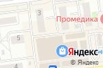 Схема проезда до компании Пчёлка в Белгороде