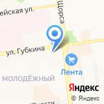 ПЕШЕХОДkids на карте Белгорода