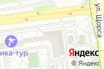 Схема проезда до компании Зеленый мир в Белгороде