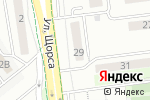 Схема проезда до компании Салон-парикмахерская в Белгороде