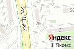 Схема проезда до компании Ялта в Белгороде