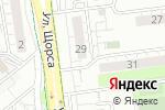 Схема проезда до компании БелЭкспертиза в Белгороде