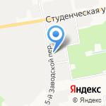 Бизнес-Комфорт на карте Белгорода