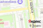 Схема проезда до компании МОЗАИКА ПУТЕШЕСТВИЙ в Белгороде