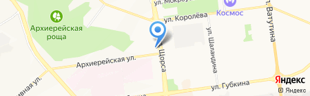 РОЯЛ на карте Белгорода