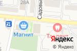 Схема проезда до компании Тавровский сельский дом культуры в Таврово