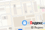 Схема проезда до компании Лига Ставок в Белгороде