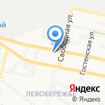 Крафт Юнион на карте Белгорода