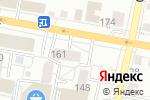 Схема проезда до компании Софи в Белгороде