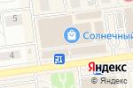 Схема проезда до компании Аквариум Сервис в Белгороде