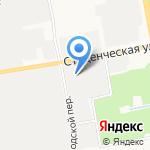 БелРемСервис на карте Белгорода