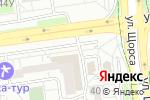 Схема проезда до компании ФотоФея в Белгороде
