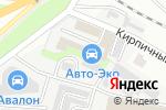 Схема проезда до компании АвтоЭко в Белгороде