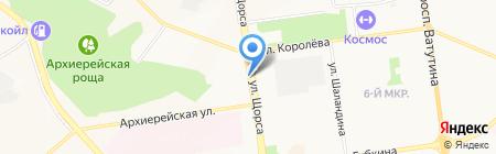 ПРЕССА на карте Белгорода