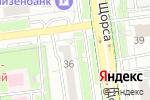 Схема проезда до компании Яковлевские семейные фермы, ПК в Белгороде
