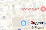 Схема проезда до компании Машенька в Белгороде