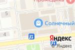 Схема проезда до компании Красивые детки в Белгороде