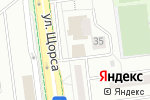 Схема проезда до компании Додо Пицца в Белгороде