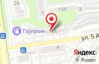 Схема проезда до компании Глобус-Офис в Белгороде