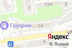 Схема проезда до компании Мебельный салон в Белгороде