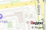 Схема проезда до компании Почтовое отделение №4 в Белгороде