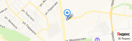 Ремонт на карте Белгорода