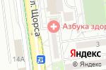 Схема проезда до компании Мастер Паб в Белгороде