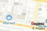 Схема проезда до компании Пивной погребок в Белгороде